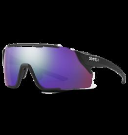 SMITH OPTICS SMITH Sunglasses ATTACK MAG MTB Matte Black ChromaPop Violet Mirror/ChromaPop Low Light Amber