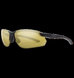 SMITH OPTICS SMITH Sunglasses PARALLEL MAX 2 Matte Black Polarized Gold Mirror/Ignitor