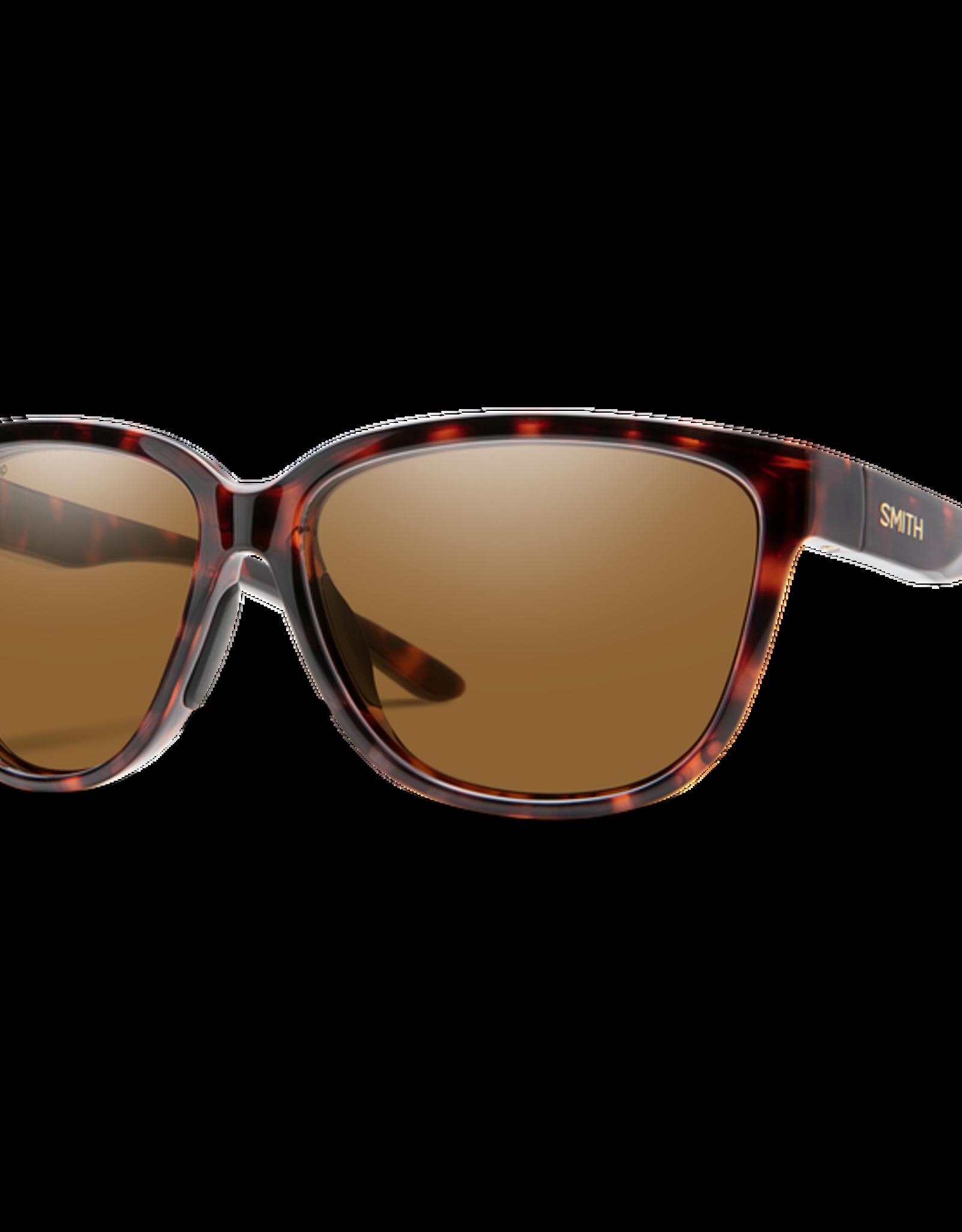 SMITH OPTICS SMITH Sunglasses MONTEREY Tortoise ChromaPop Polarized Brown