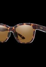 SMITH OPTICS SMITH Sunglasses CAPER Matte Tortoise ChromaPop Polarized Brown