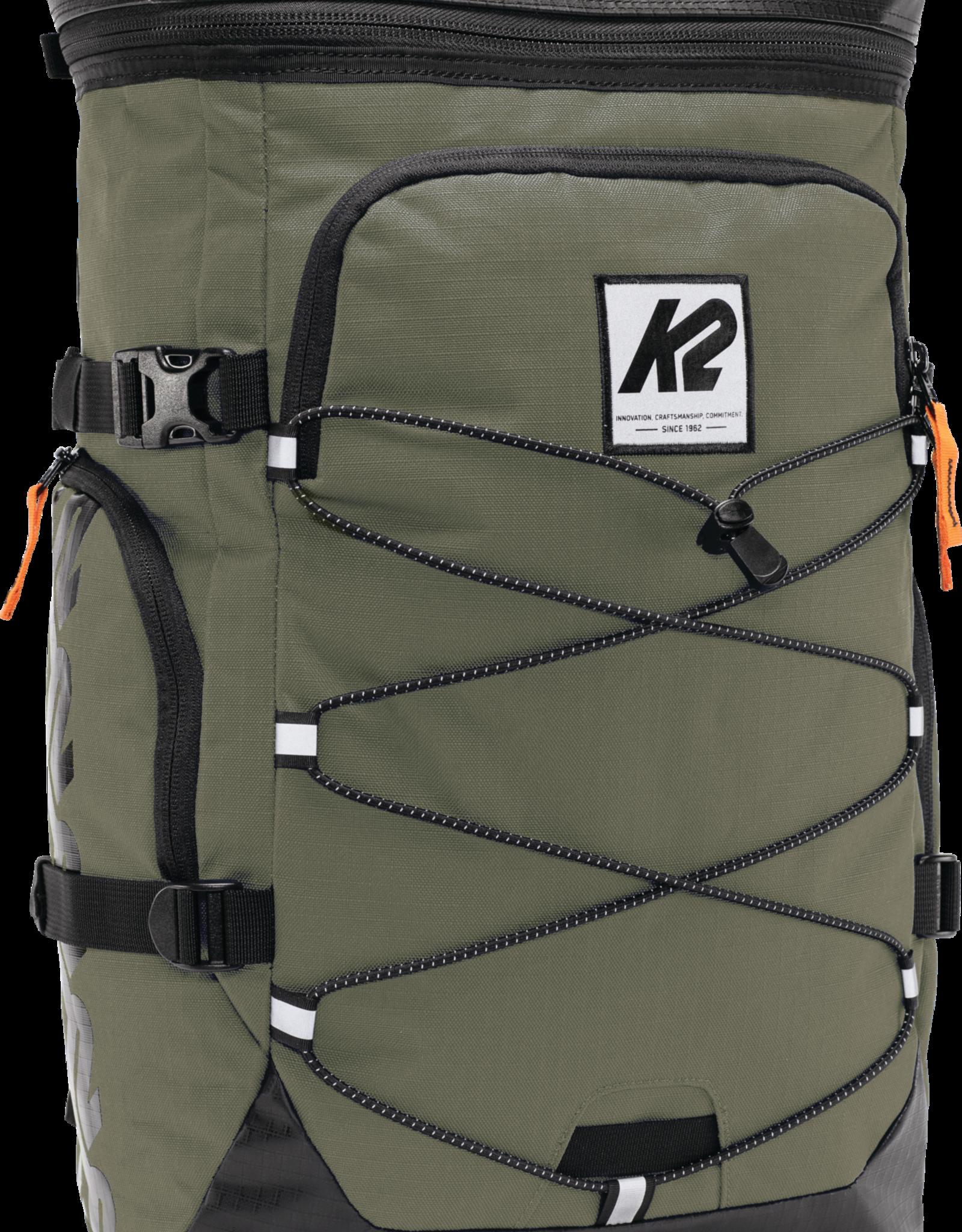 K2 K2 BACKPACK 30L Military Green