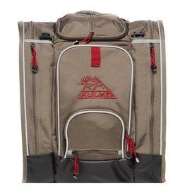 KULKEA KULKEA BOOT TREKKER Ski Boot Bag Tan/Black/Red