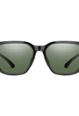 SMITH OPTICS SMITH Sunglasses SHOUTOUT Black ChromaPop Polarized Gray Green