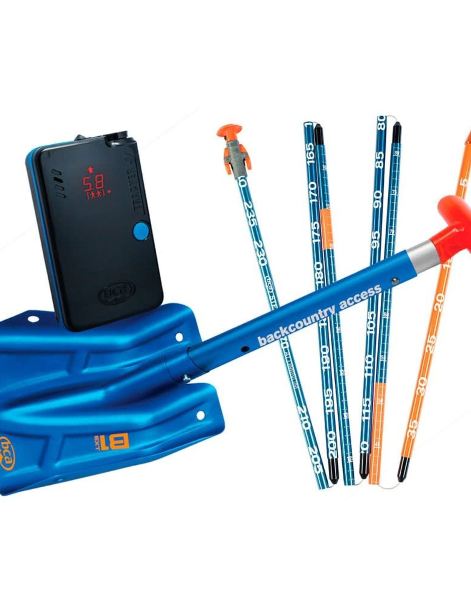 BCA BCA TRACKER S AVALANCHE RESCUE PACKAGE