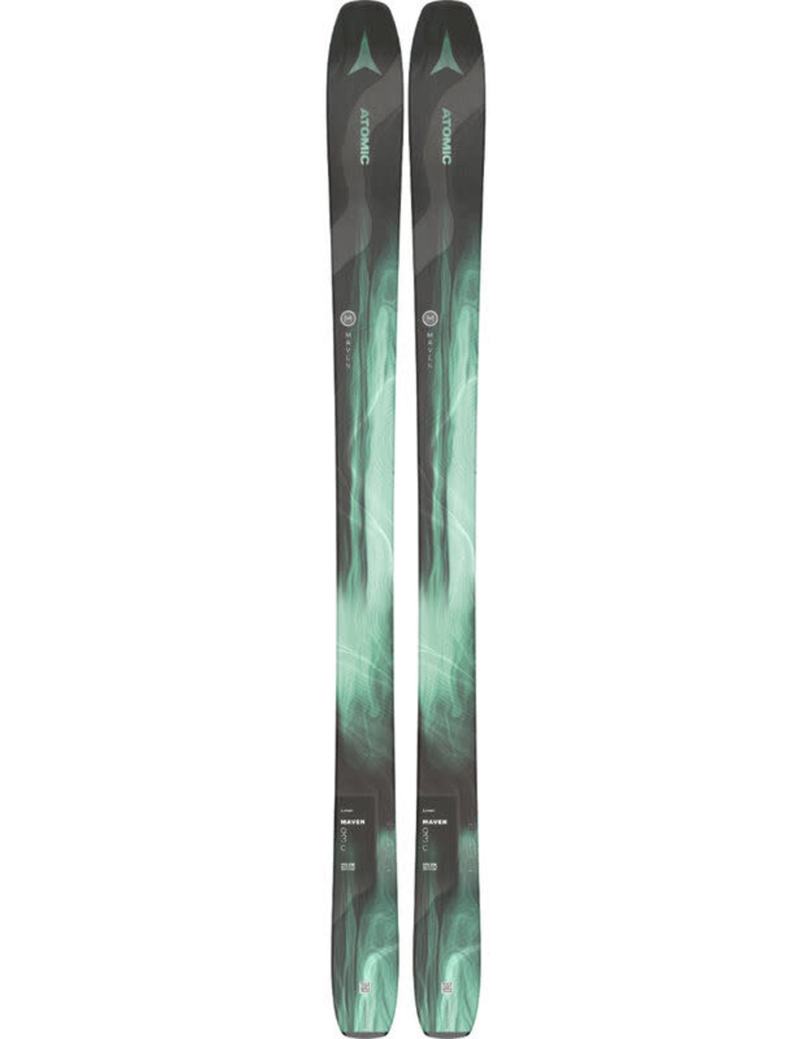 ATOMIC ATOMIC Skis MAVEN 93 C (21/22)