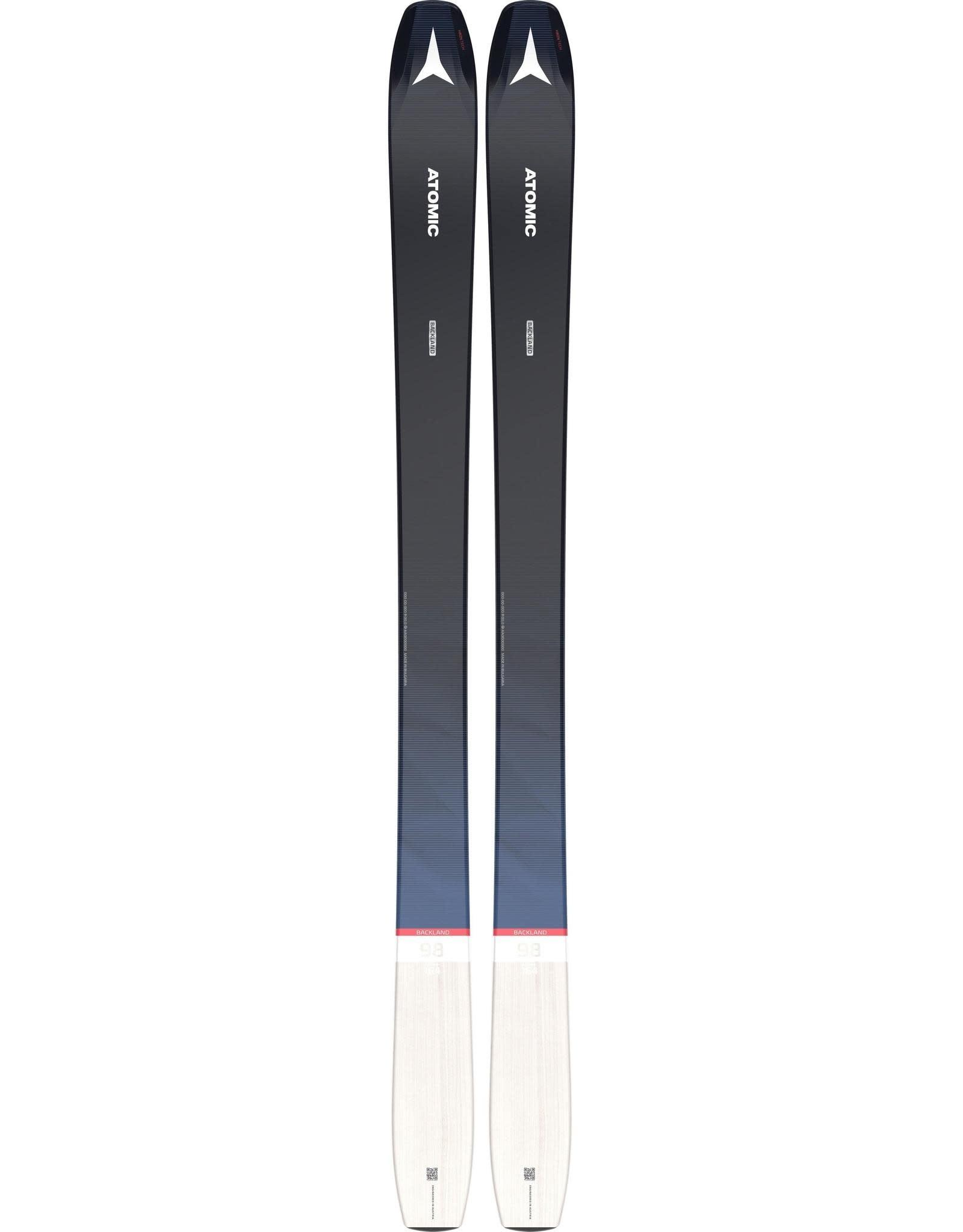 ATOMIC ATOMIC Skis BACKLAND 98 W (21/22)