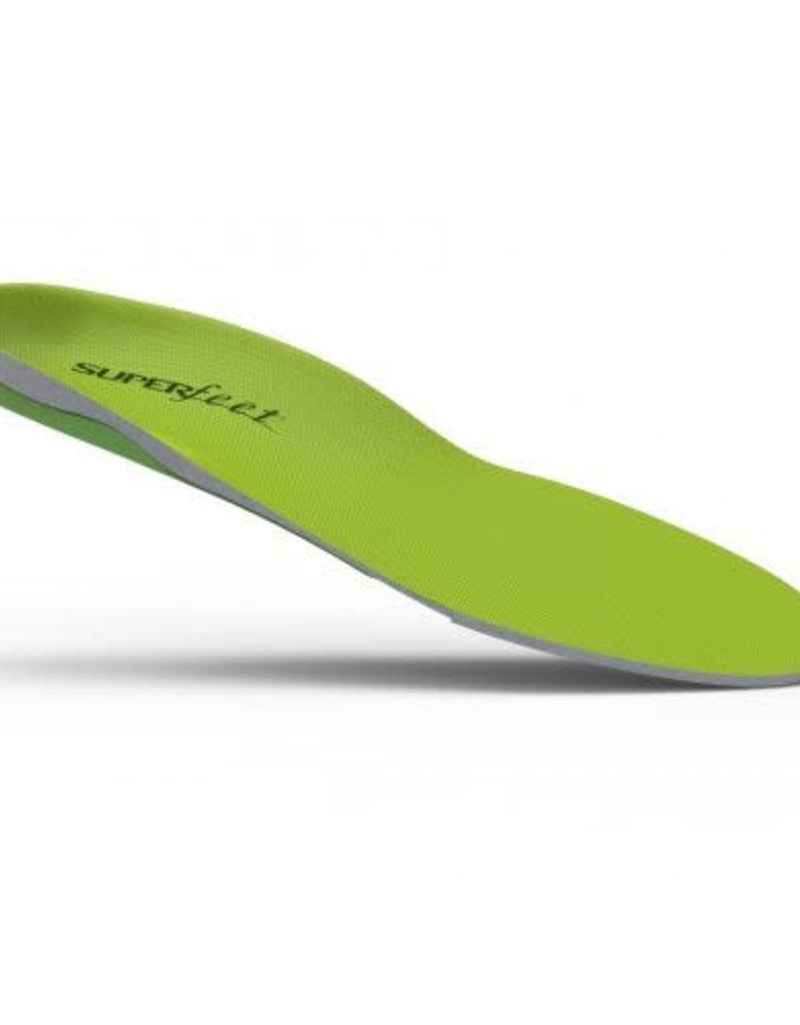Superfeet SUPERFEET FOOT BED INSOLES GREEN