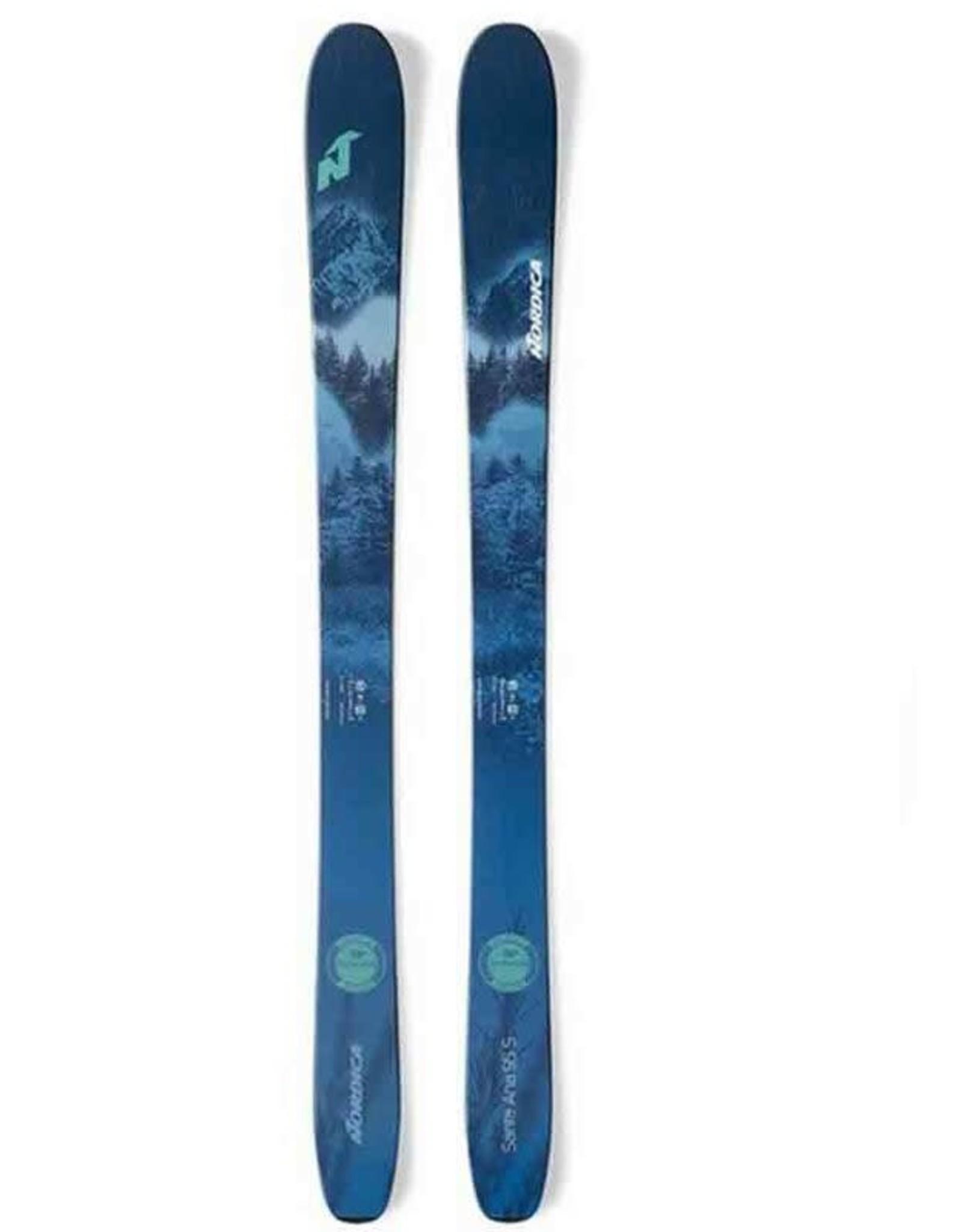 NORDICA NORDICA Skis SANTA ANA 95 S (20/21)