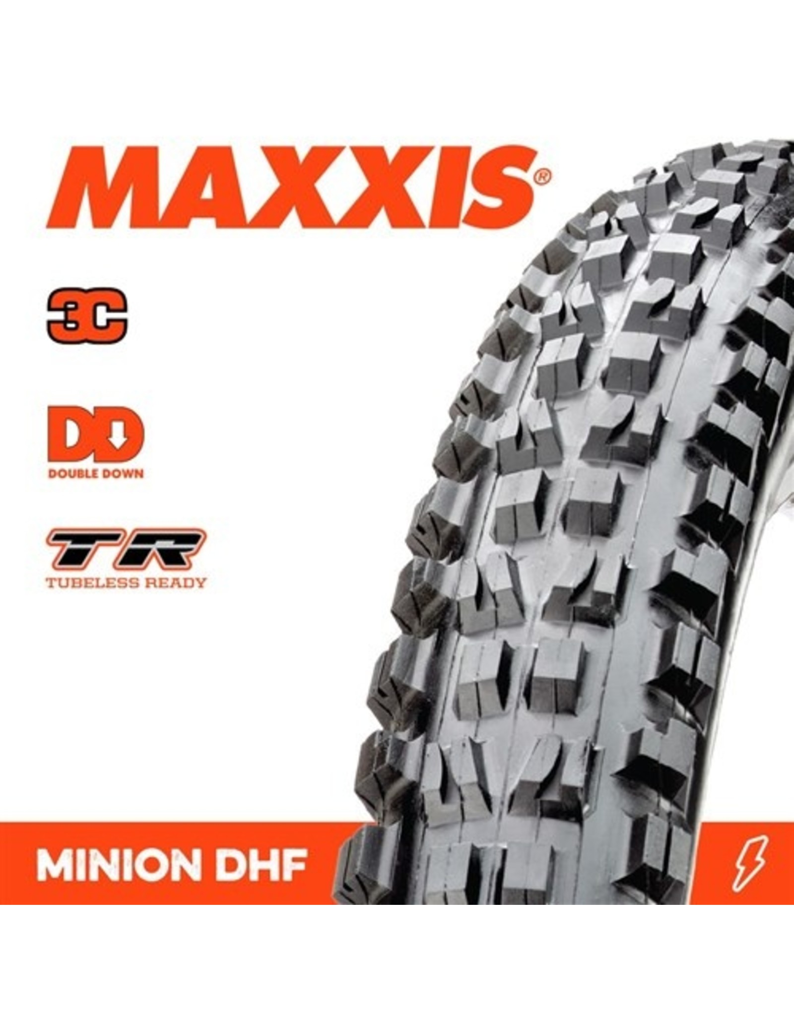 Maxxis MAXXIS MINION DHF DOUBLE DOWN