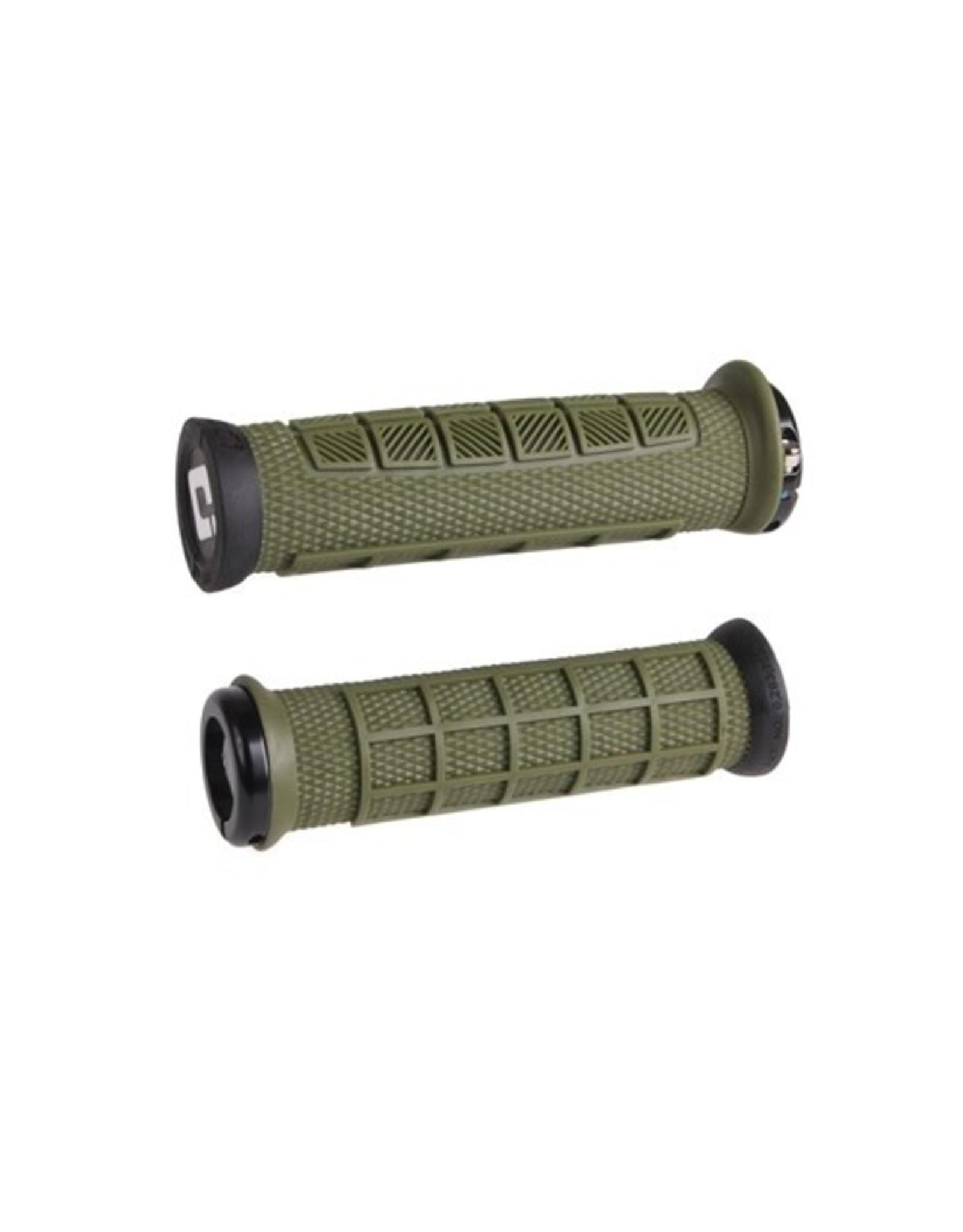 ODI ODI MTB ELITE PRO L/O ARMY GREEN 135MM V2.1