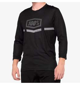 100% 100% AIRMATIC JERSEY 3/4 SLEEVE