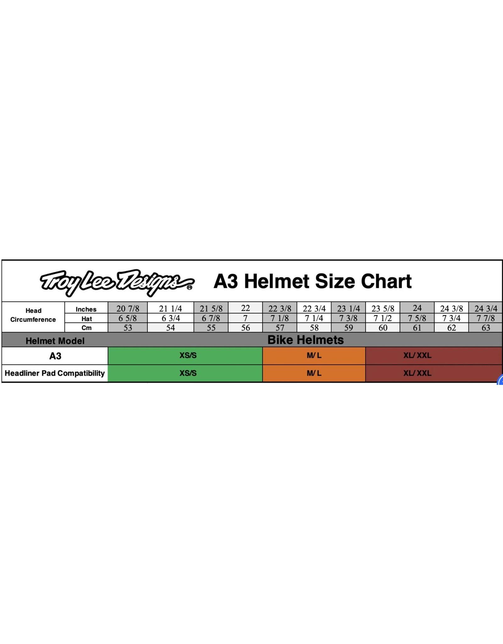 Troy Lee Designs TLD 21 A3 MIPS HELMET