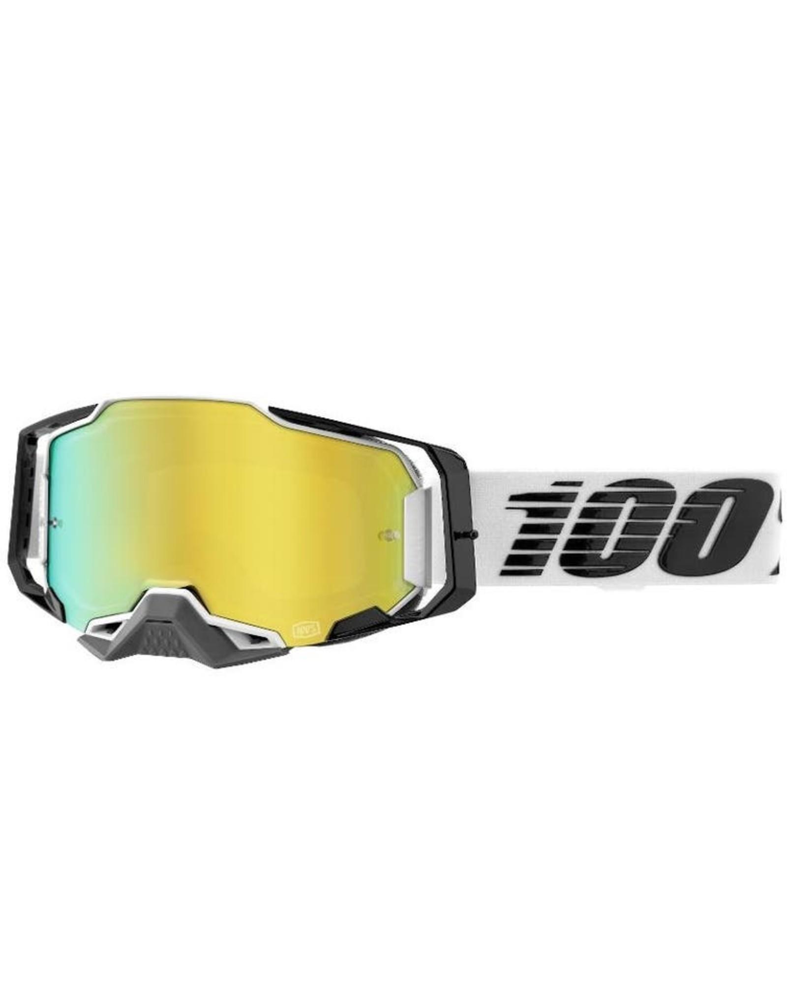 100% 100% GOGGLE ARMEGA