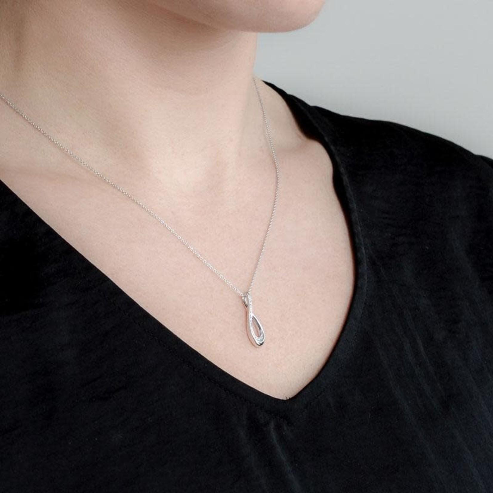 Cypress Diamond Pendant