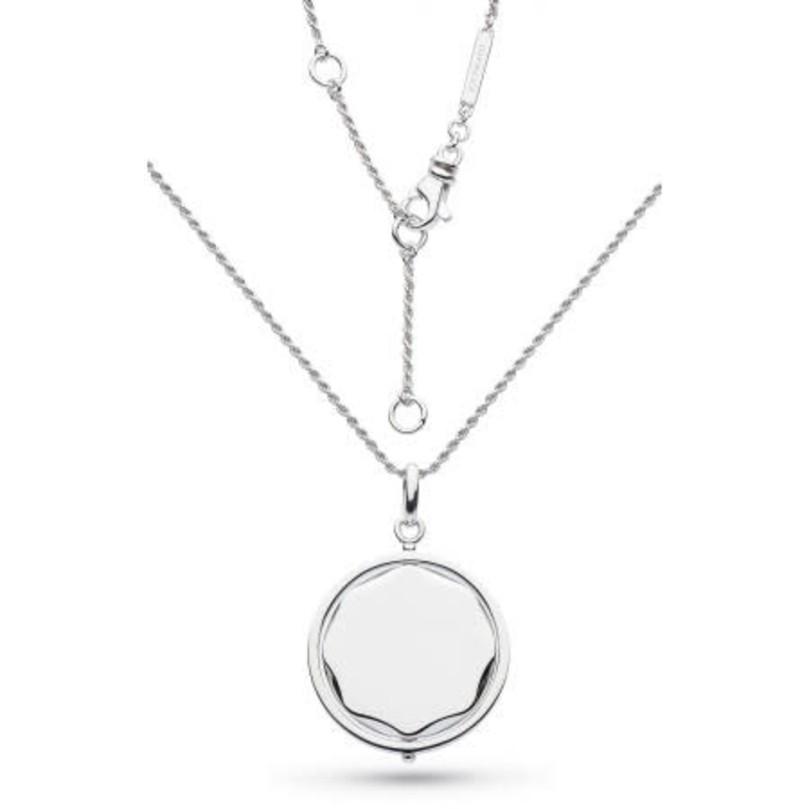 Empire Revival Large Round Spinner Rope Necklace