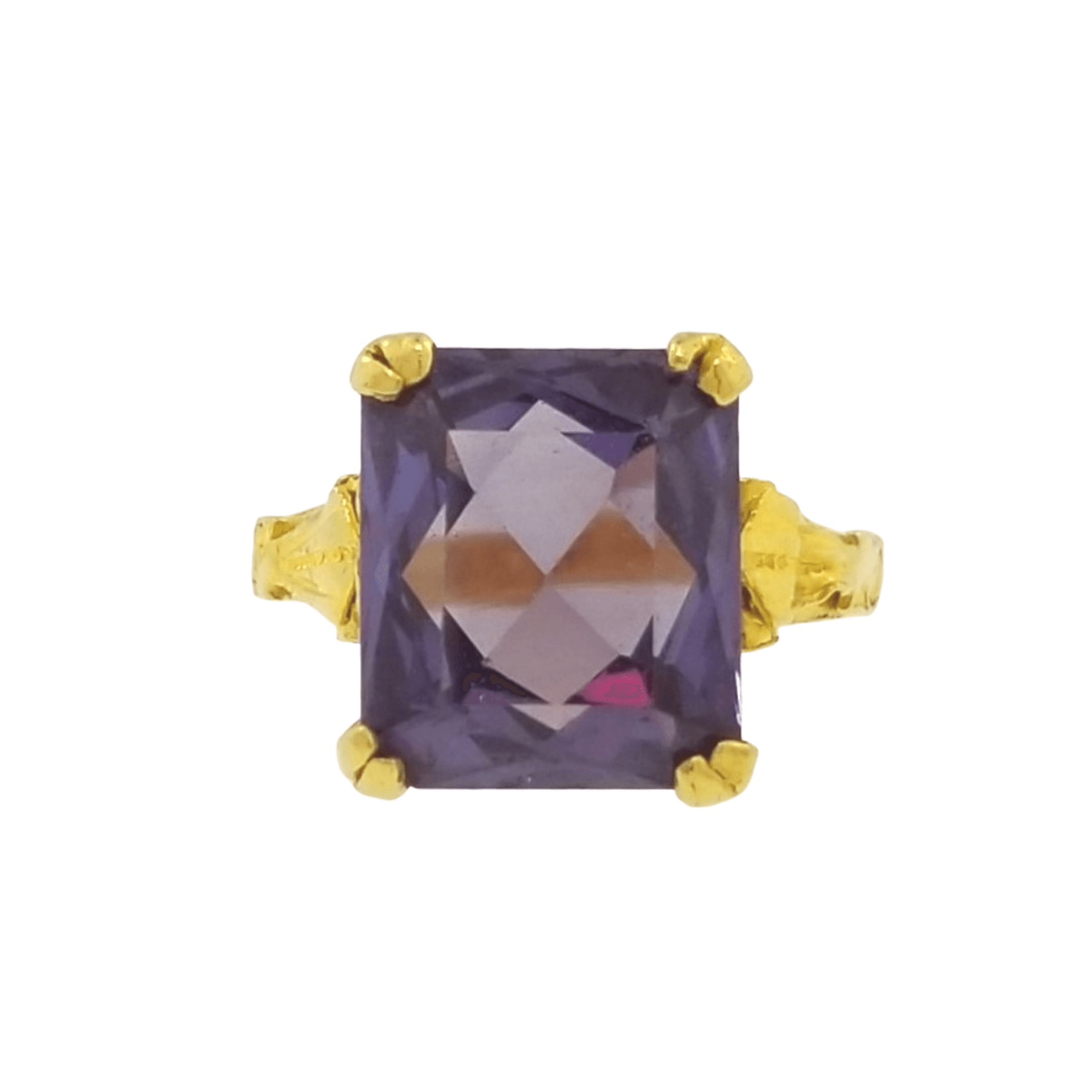 Estate Synthetic Color-Change Ring
