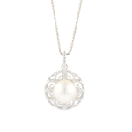 Vintage-Inspired Pearl Necklace