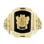 Estate 1945 Story Class Ring