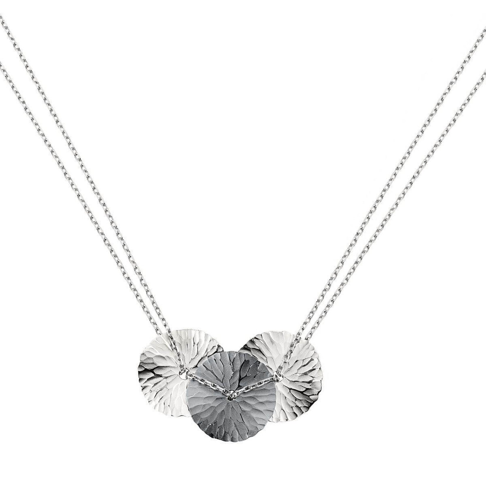 Oasis 3-Disc Necklace
