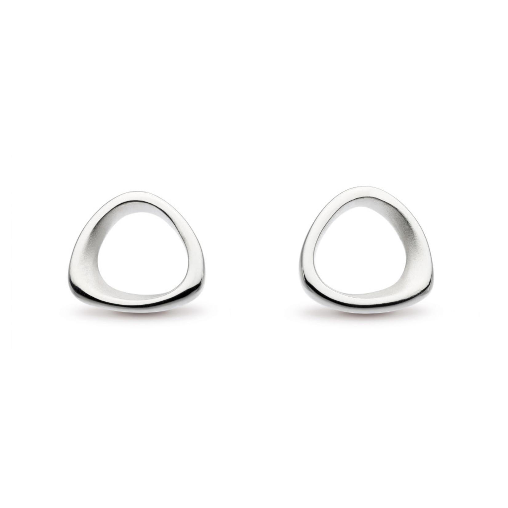 Coast Shore Sandblast Stud Earrings