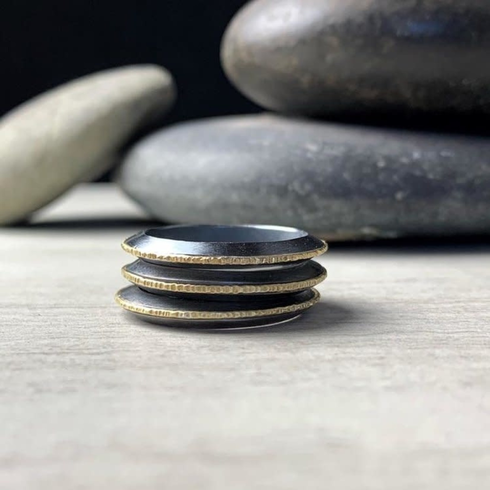 Hartley Studio Tower Stacking Statement Ring