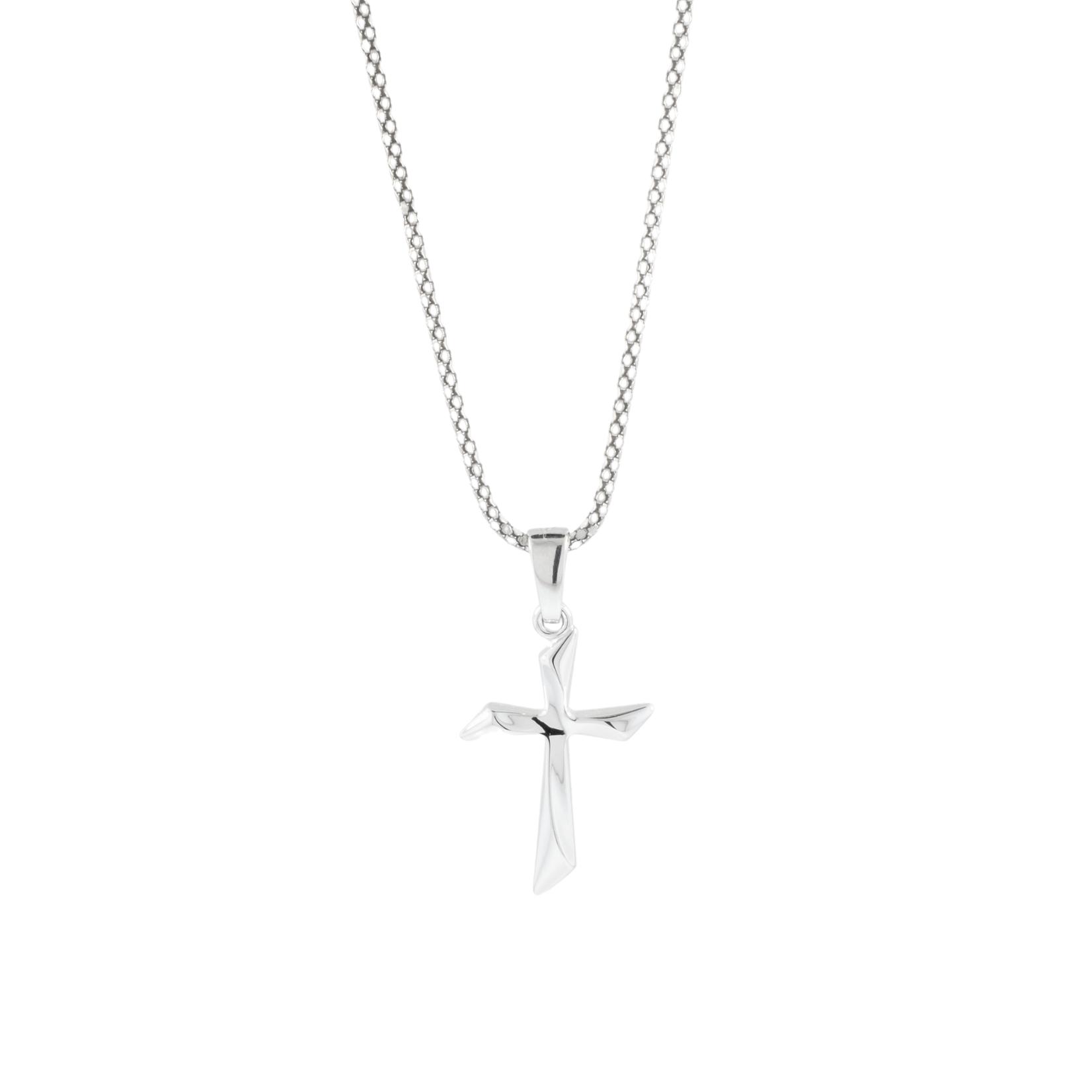 Small Silver Cross