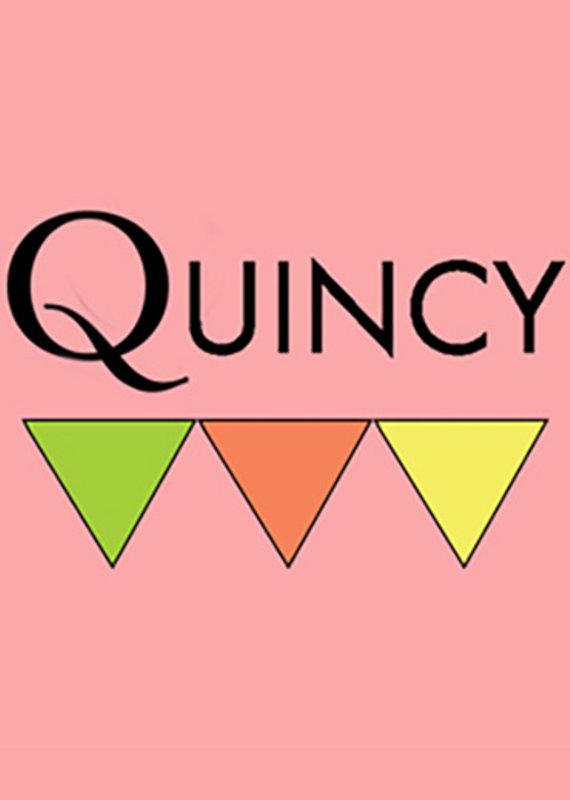 Quincy Gift Certificate $15