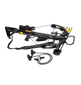 Xpedition Archery Viking X-375 Crossbow - Black