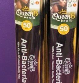Queen B  Braid Hair Purple