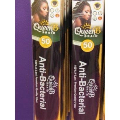 Queen B purple