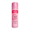 Pink sheen spray