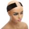 Wig bands black