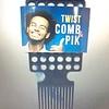 Twist comb & pik
