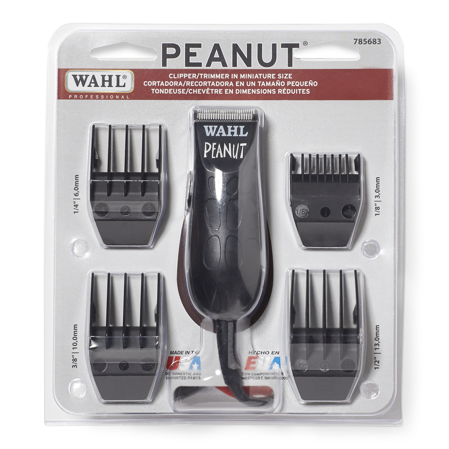 Peanut wahl clipper/trimmers