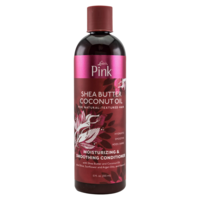 Luster Pink Coconut Oil Shampoo