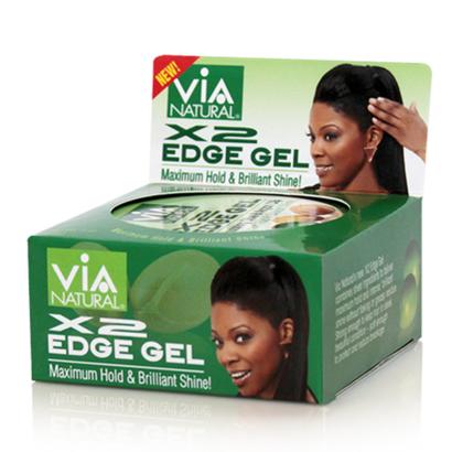 Natural edge gel