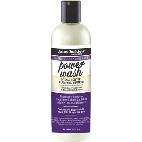 Aunt Jackie's grape power wash
