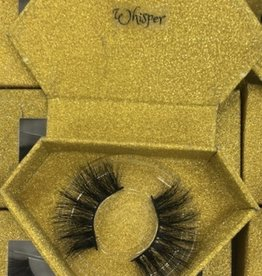 Whisper lashes