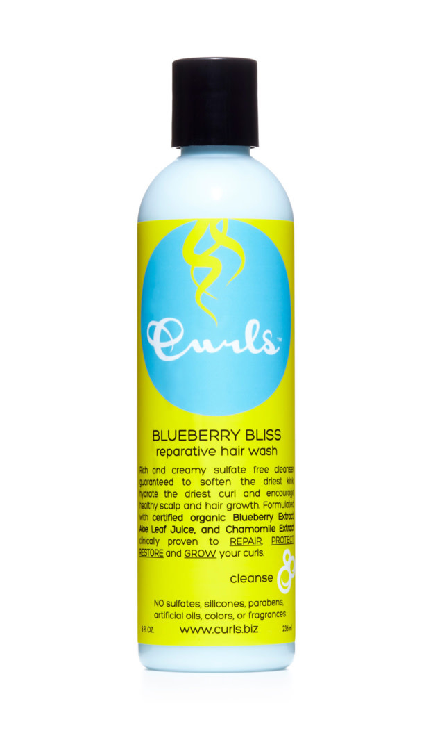 Curls Blueberry Bliss Wash