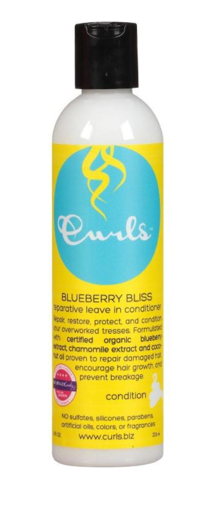 Curls Blueberry bliss