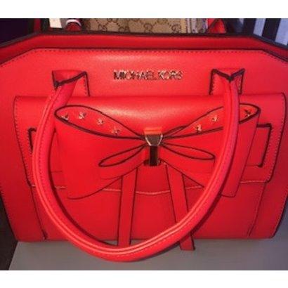Red MK Purse