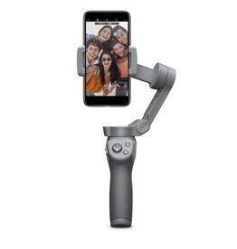 Dji DJI OSMO Mobile 3 Lightweight and Portable 3-axis Handheld Gimbal Stabilizer Compatible with iPhone & Android Phones
