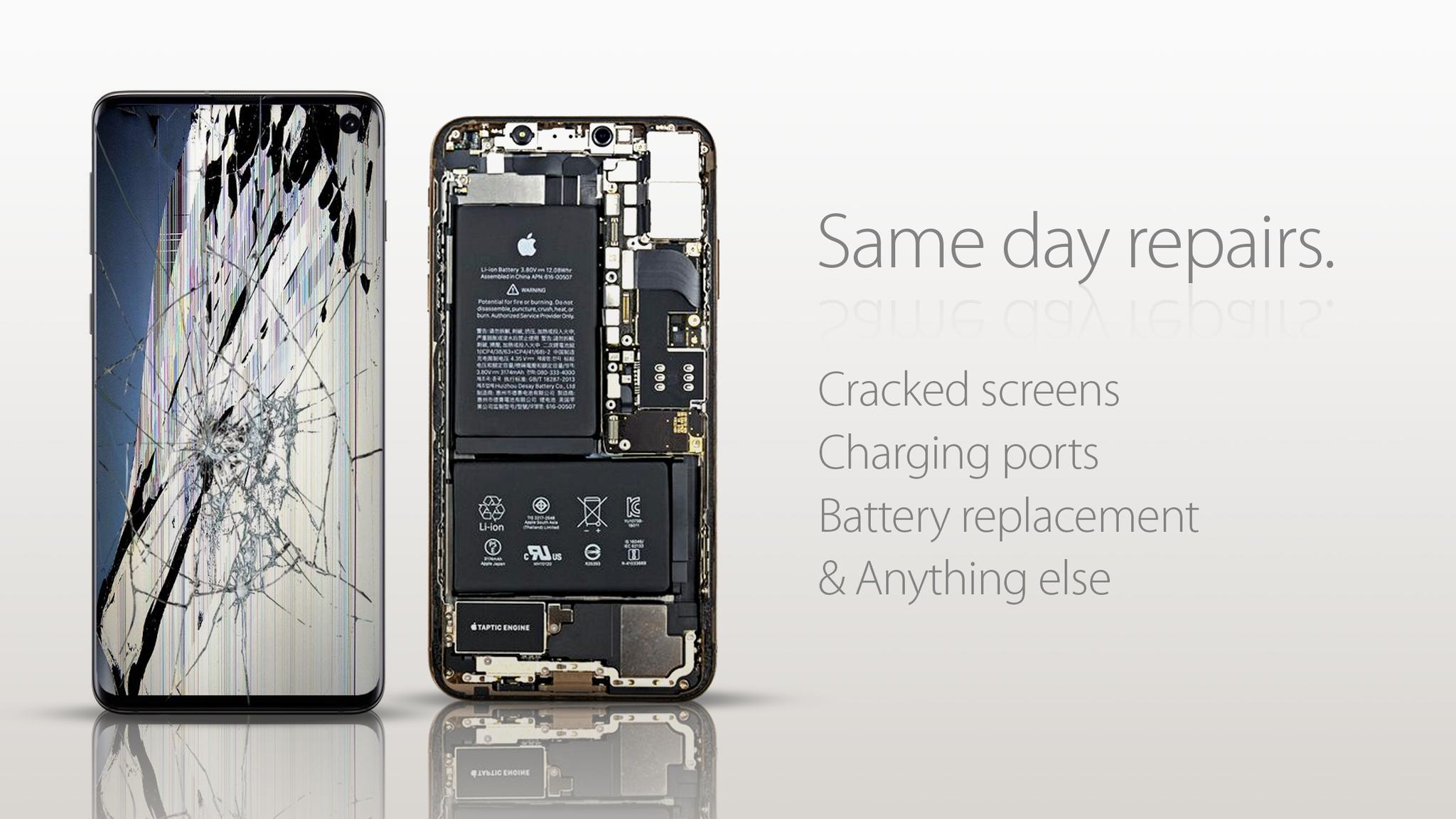Same Day Repairs!