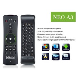 Minix MINIX NEO A3 Wireless Receiver Remote Control