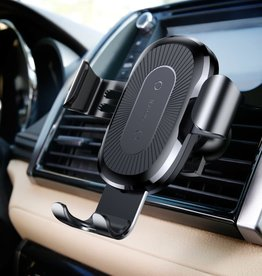 Baseus Baseus Gravity Air Vent Car Mount Wireless Charger