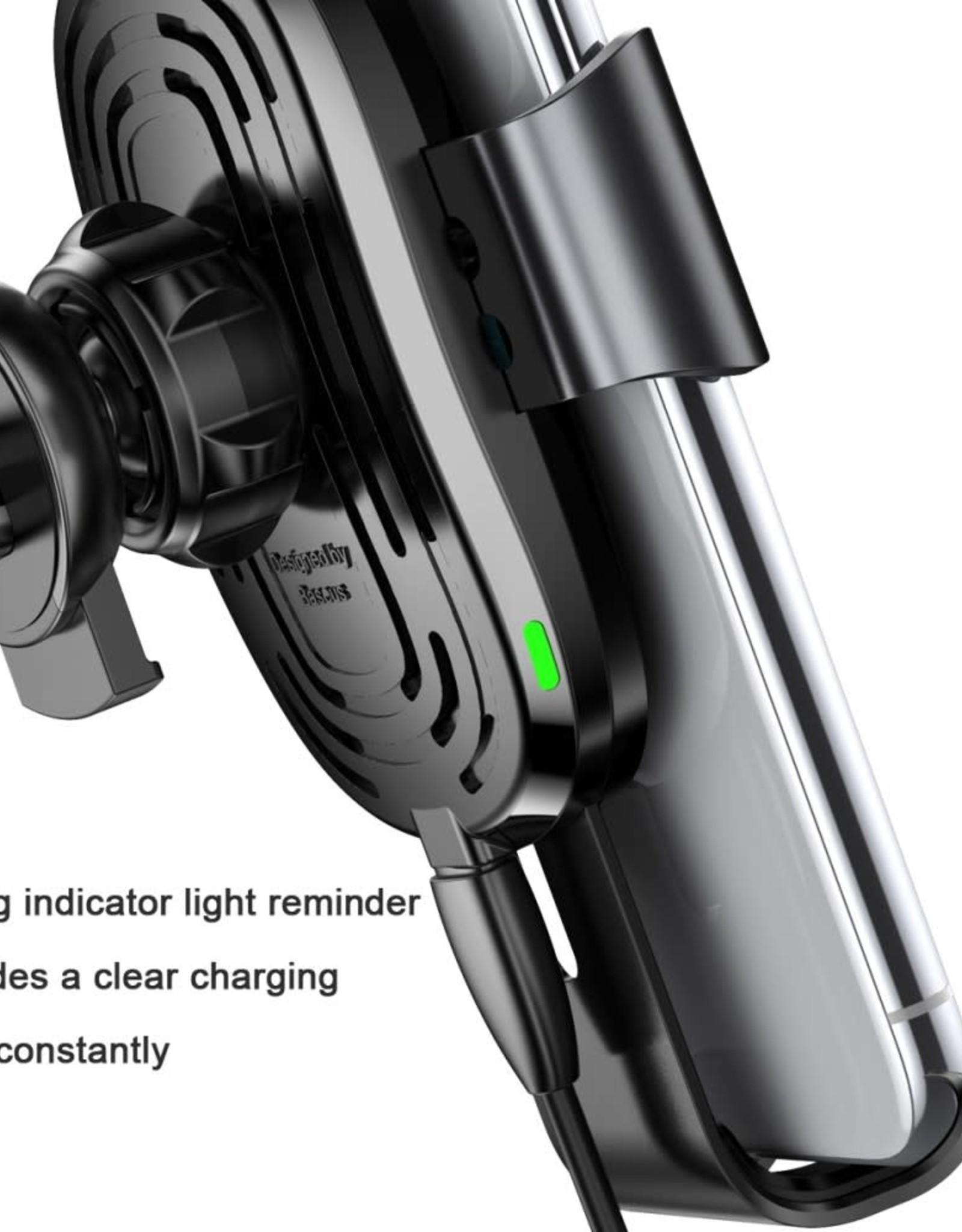 Baseus Baseus Gravity Air Vent Car Mount Wireless Charger