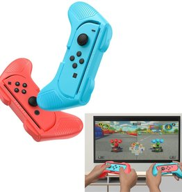 nintendo BASEUS SW Small Handles GS04 [2Pcs/Set] - Red/Blue