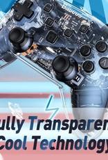 nintendo BASEUS Transparent Motion Sensor Vibrator Joypad Controller Game Joystick Gamepad for Nintendo Switch