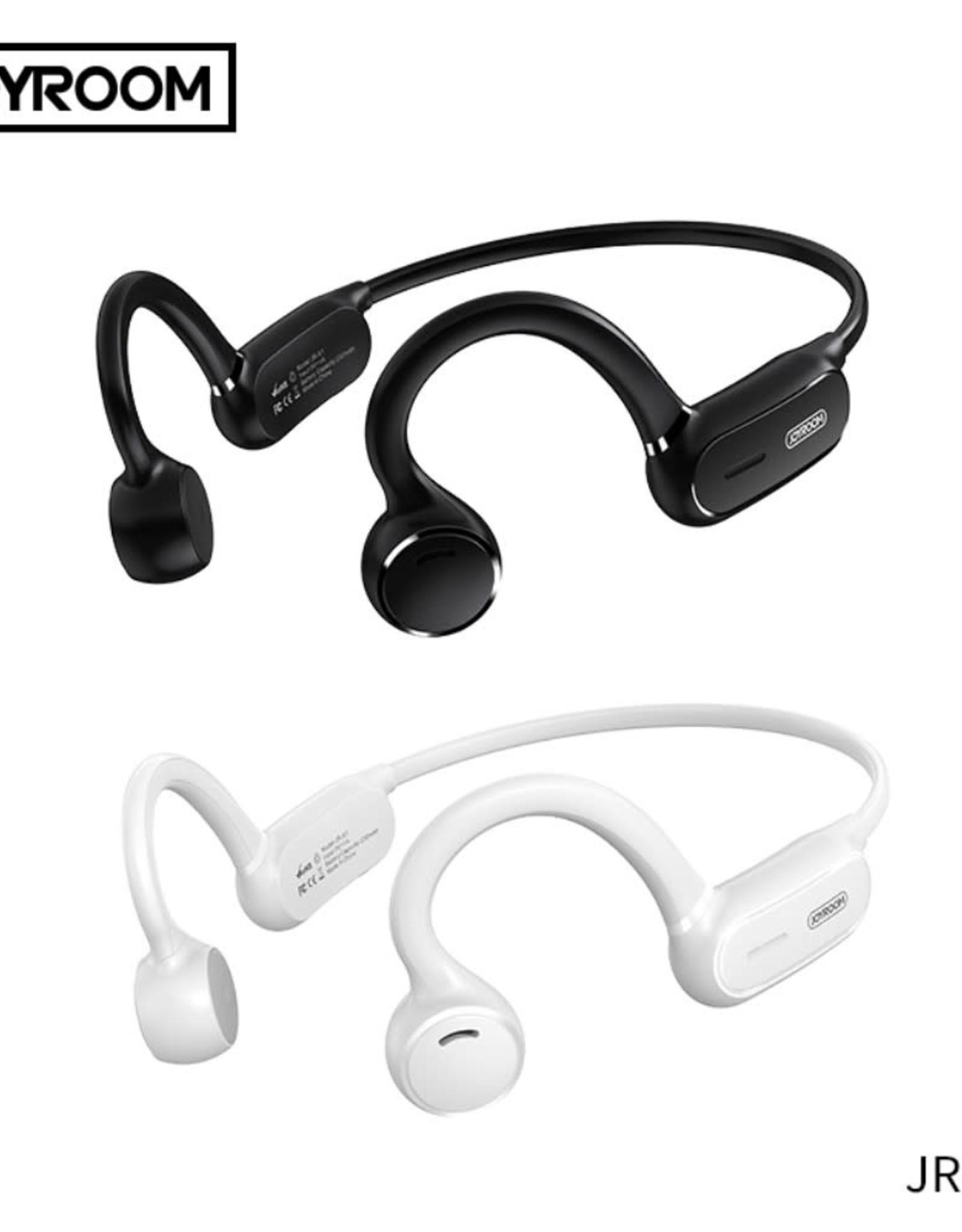 Joyroom Joyroom JR-X1 Subversion X Open Ear Wireless Headset (Black)