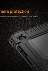 NILLKIN Bumper Leather Cover Smart Tablet Case for iPad mini (2019) 7.9 inch/mini 4